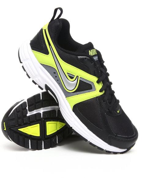 Nike Boys Black Dart 9 Sneakers (Grade-school Kids)
