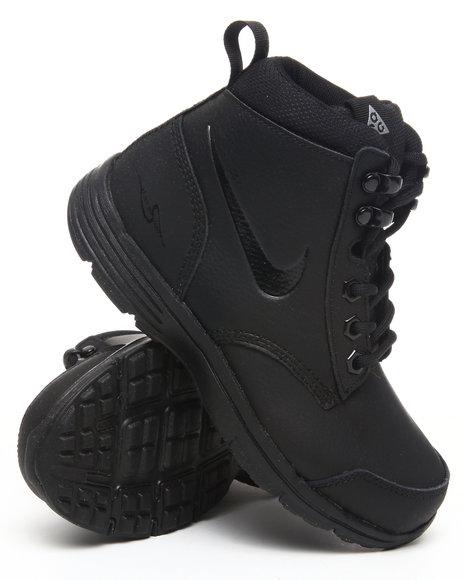 Nike Boys Black Df Jack Boots (Preschool kids)