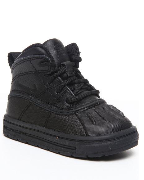 Nike Boys Black Woodside Hi Boots (Toddlers)