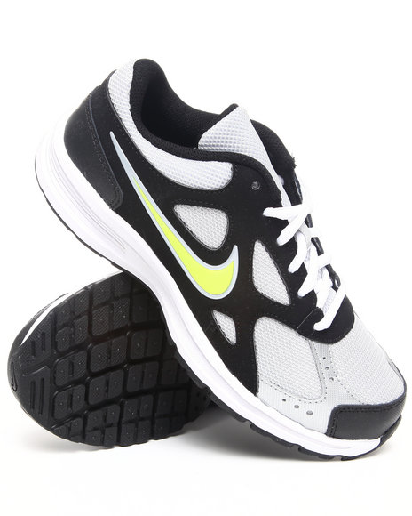 Nike Boys Grey Nike Advantage Runner 2 Sneakers (Gs)