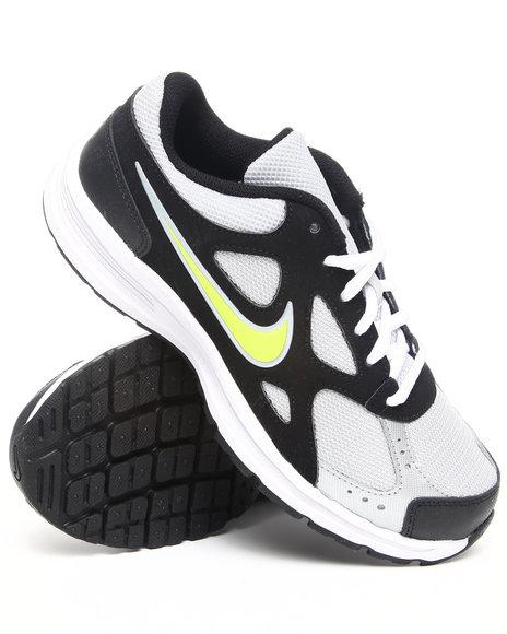Nike Boys Grey Nike Advantage Runner 2 Sneakers (Grade-school Kids)