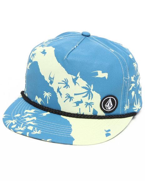 Volcom Mixed Cap Blue