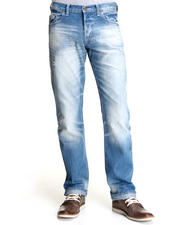 Denim - Barracuda Tencel Light Straight Fit Jean