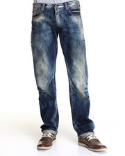 Denim - Barracuda Wave Straight Fit Jean
