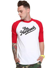 The Hundreds - Alder 3/4 Sleeve Tee
