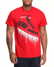 NBA, MLB, NFL Gear - Chicago Bulls Kicks HD Tee