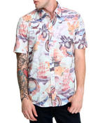 The Skate Shop - Ol' Shipster S/S Button-down
