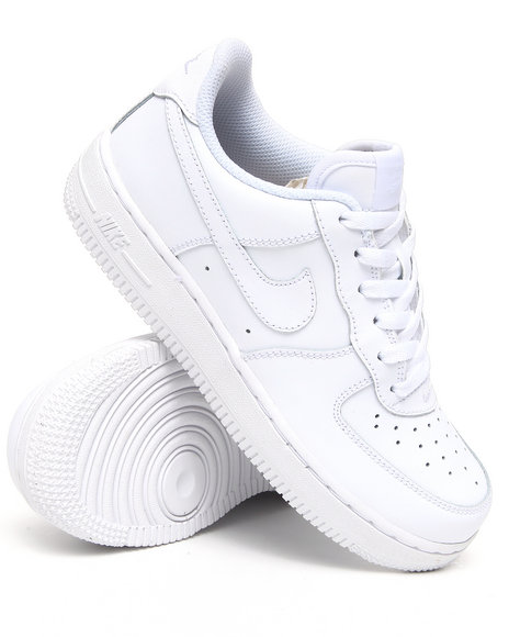 Nike Boys White Air Force 1 (Td/Ps)