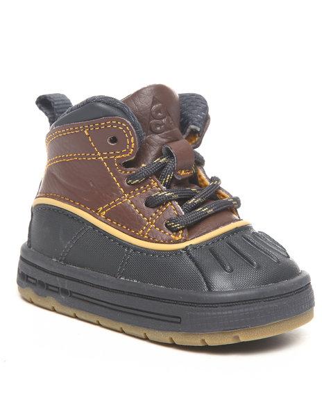 Nike Boys Gold Woodside Hi Boots (Toddlers)