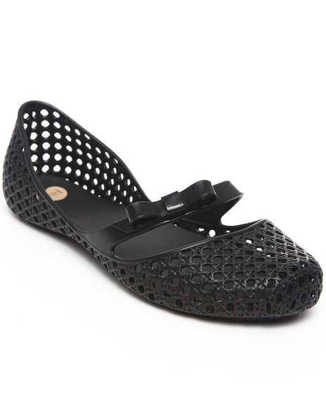 Nike Black Flats