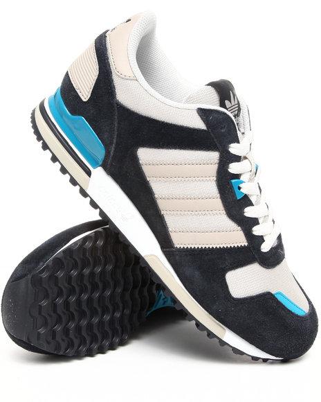 Adidas Men Black Zx700 Sneakers