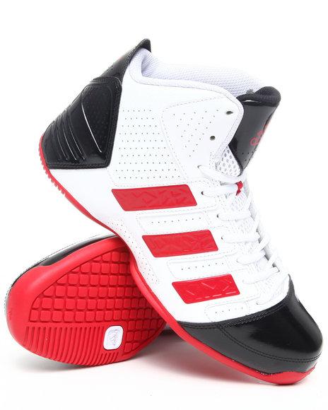 Adidas Men White Commander Td 3 Sneakers