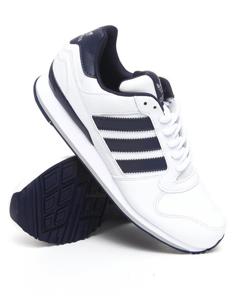 Adidas Men White Zxz Wlb 2 Sneakers