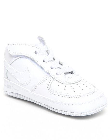 Nike Boys White Force 1 08 Gift Pack (Cb)