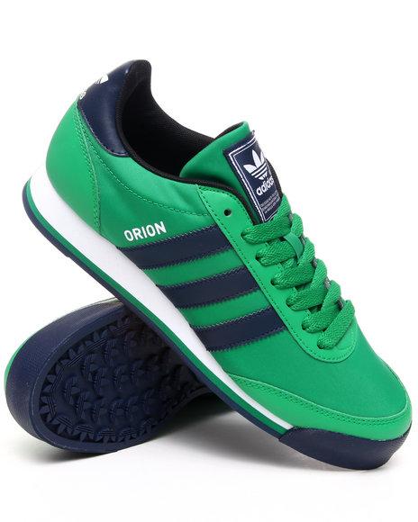 Adidas Men Green Orion Sneakers