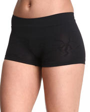 The Sale Shop- Women - Seamless Firm Control Lace Print Short