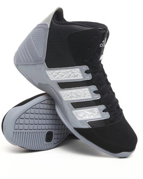 Adidas Men Black Commander Td 3 Sneakers