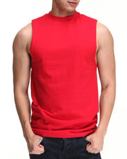 Summer Shop- Men - Sleeveless Muscle Tee