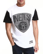 Men - Brooklyn Nets HD Linticuler Tee