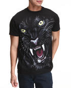 Buyers Picks - Black Kat Print Tee