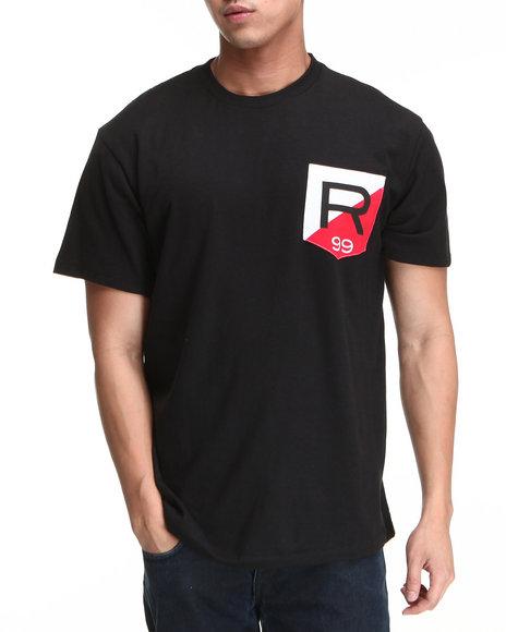 Rocawear Men Black Crew Love S/S Tee