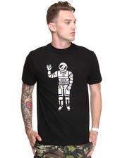 Billionaire Boys Club - S/S Metallic Foil Space Traveler Tee