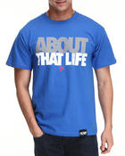 Filthy Dripped - About that Life T-Shirt