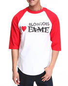 Men - Blowjobs Raglan