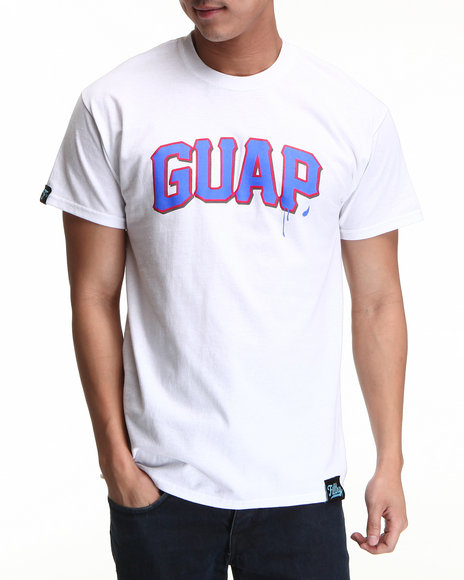 Filthy Dripped - Men White Guap T-Shirt