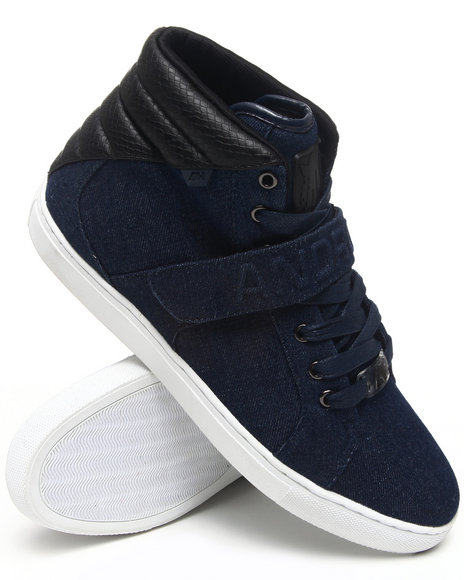AH by Android Homme Black,Blue Designer Mid