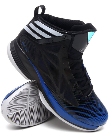Adidas Men Crazy Fast Sneakers Black 11