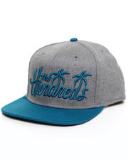 The Hundreds - Palms Snapback Cap