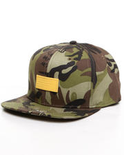 -FEATURES- - Geronimo Snapback