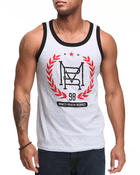 Shirts - Money Power Respect Tank