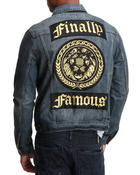 Finally Famous - Vintage Denim Jacket