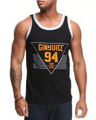 Buyers Picks - Gin & Juice 94 Tank Top
