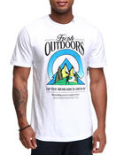 Shirts - Fresh Outdoors S/S Tee