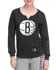 NBA MLB NFL Gear - Brooklyn Nets Pullover