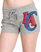 Shorts - LA Clippers Shooting Range Short