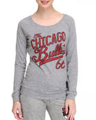 Long-Sleeve - Long Sleeve Chicago Bulls Tees