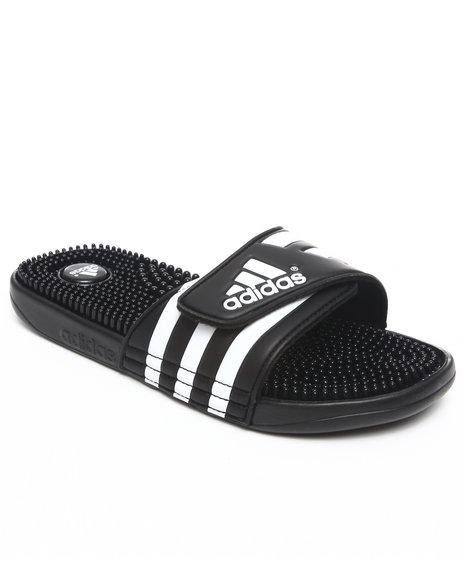 Adidas Men Black Adissage Sandals