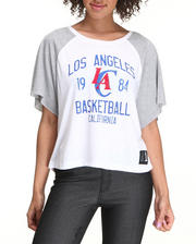 NBA MLB NFL Gear - Los Angeles Clippers Crop Top