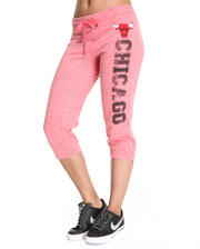 Women - Chicago Bulls Capri Pants