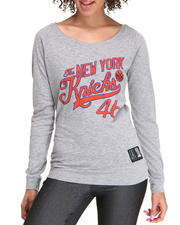 NBA MLB NFL Gear - New York Knicks Long Sleeve Tee