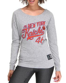 NBA MLB NFL Gear - New York Knicks Long Sleeve Tee