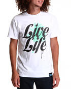 Filthy Dripped - Live Life T-Shirt
