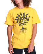 Men - Leaves Of The Tree S/S Tee