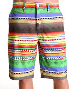 LRG - 147% Unnatural Salamander Boardwalk Shorts