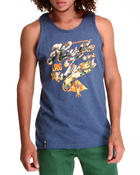 Men - Hustle Trees Script Tank