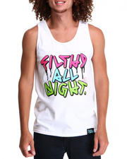 Tanks - Filthy All Night Tee